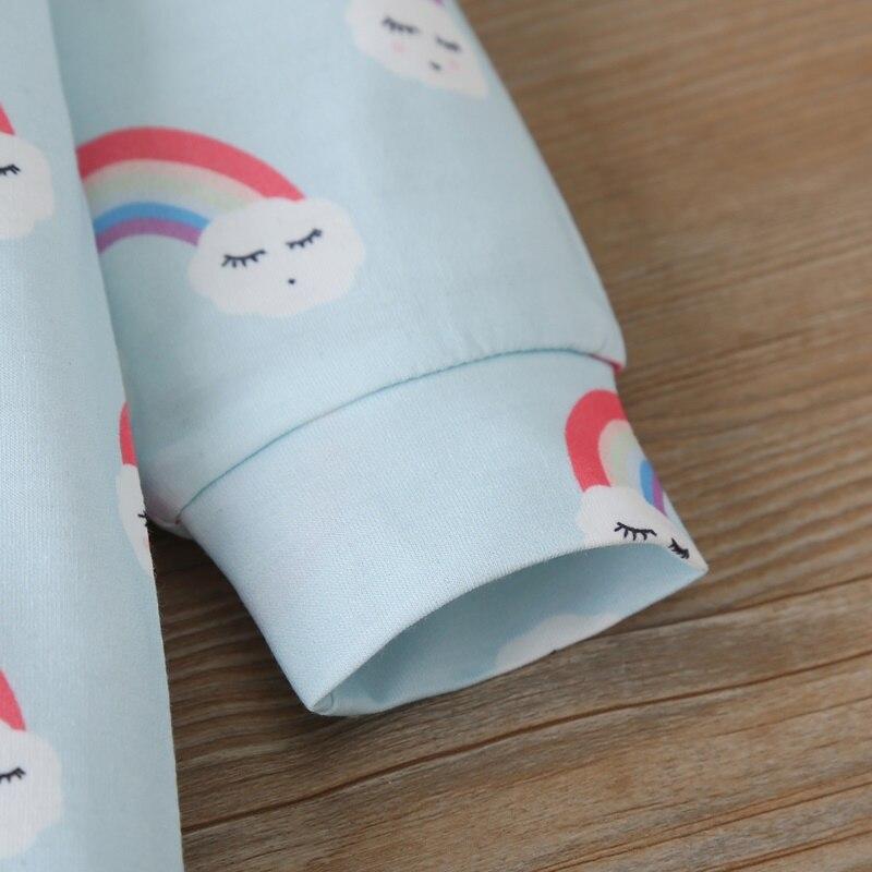 Хлопковая одежда для новорожденных девочек 2 предмета однобортный