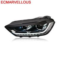 Luces Para Auto Accessory Led Drl Automobiles Daytime Running Headlights Car Lights Assembly 17 18 FOR Volkswagen Golf Sportsvan