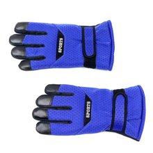 Утолщенный нескользящий мужской сенсорный экран зима сохраняет тепло лыжи перчатки дышащий ветрозащитный мотоцикл защитный перчатки