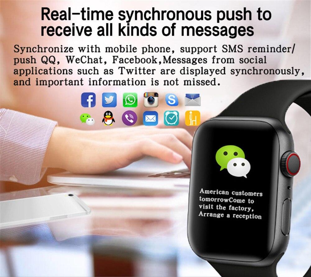 2021 HW22pro Smart Watch Men Women Split Screen Display Original Smartwatch Body Temperature Monitor BT Call For Android IOS IWO
