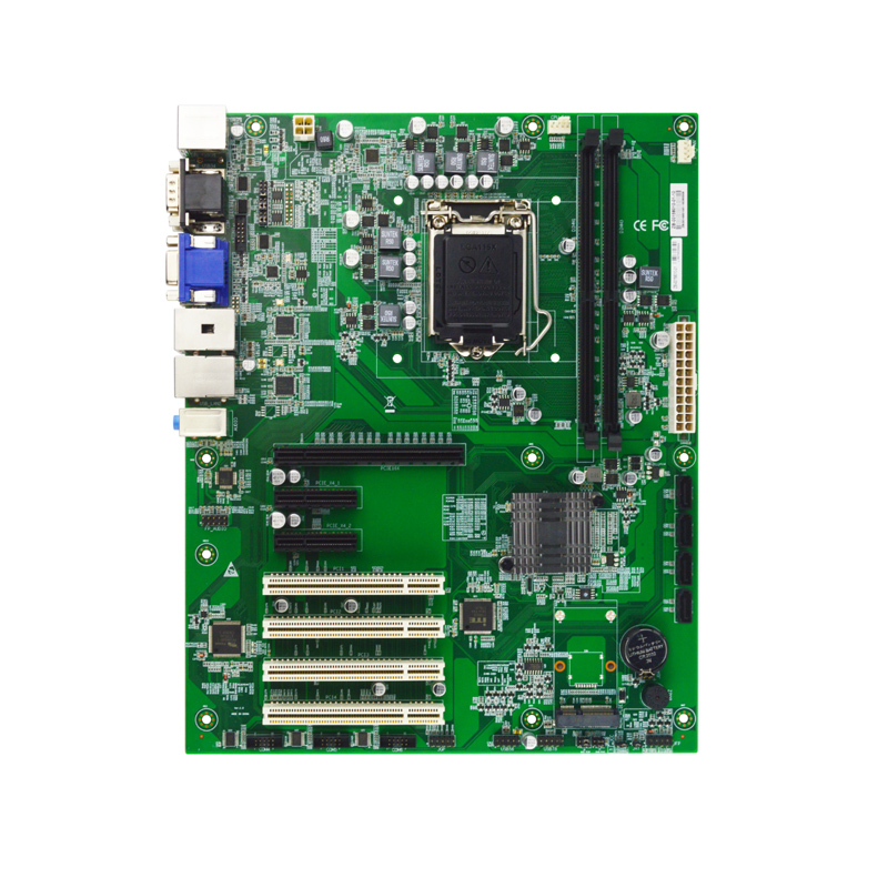 EAMB-1580 6/7 Gen i3/i5/i7 industrielle motherboard ddr4 LGA1151 14 * USB 3 * PCI 3 * PCIE