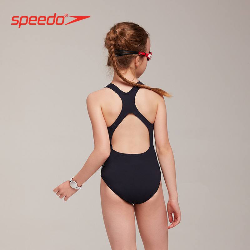 Children/Back Tao Open Speed Ratio Effective Unisex Anti-Chlorine Flexible One-piece Swimming Suit Women's