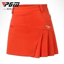 Shorts Skirts Women Golf Ladies Tennis Summer Pgm Badminton Anti-Wrinkle D0371 Outdoor