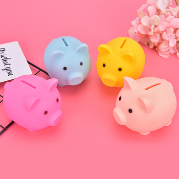 Mała skarbonka skarbonki do przechowywania dzieci zabawki Home Decor skarbonka skarbonka dla dzieci skarbonka tanie i dobre opinie CN (pochodzenie) Money Bank