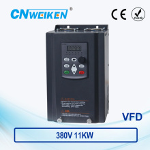 WK600 Vector Control frequency converter Three-phase variable inverter 380V 11kw ac motor speed controller