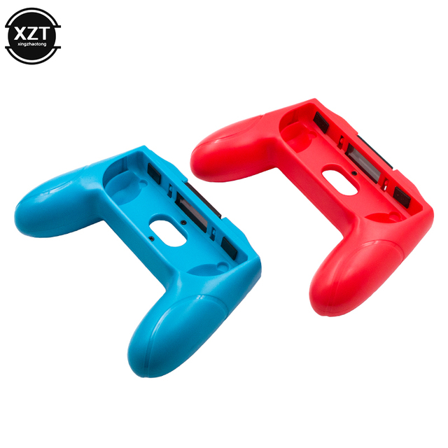 2pcs/set for Nintendo Switch Controller Grip joystick ABS Gamepad Handle Joypad Stand Holder Game pad for NintendoSwitch holder 4