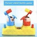 Творческий двойной Молот робот боевой родитель-ребенок интерактивные игры настольная игрушка Детские двойные битва настольная вечерние и...
