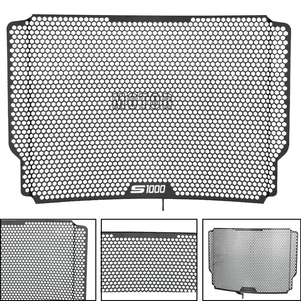 For <font><b>Suzuki</b></font> <font><b>GSX</b></font>-S1000F <font><b>GSX</b></font>-S1000 Motorcycle Aluminum Radiator Guard Protector Grille Grill Cover <font><b>GSX</b></font> <font><b>S</b></font> GSXS <font><b>1000</b></font> 1000F 2015-2020 image
