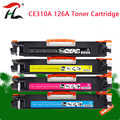 CE310A CE311A CE312A CE313A 126A совместимый цветной тонер-картридж для hp LaserJet Pro CP1025 M275 100 Цвет МФУ M175a M175nw