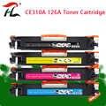 CE310A CE311A CE312A CE313A 126A Compatible Color Toner Cartridge For HP LaserJet Pro CP1025 M275 100 Color MFP M175a M175nw