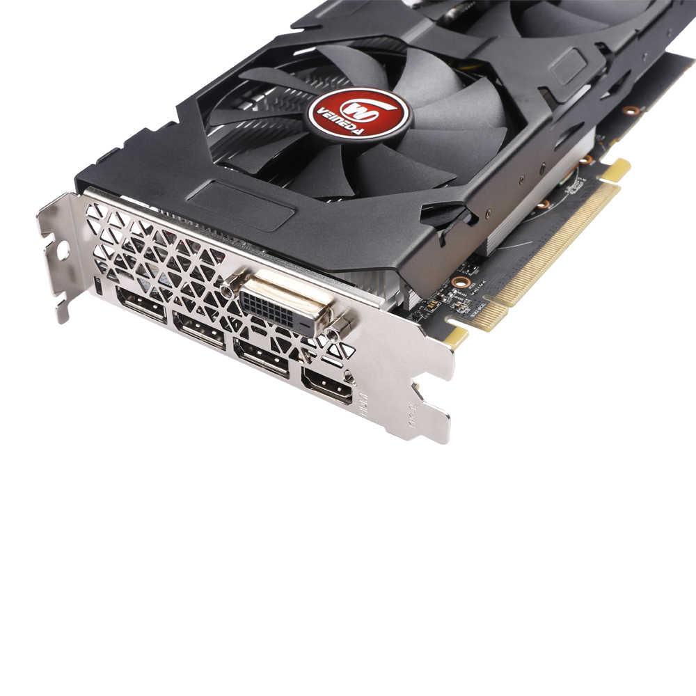Card Đồ Họa 100% Ban Đầu Radeon RX 470 256bit 8GB GDRR5 Dp HDMI DVI Sẵn Sàng Cho AMD Video Thẻ Không khai Thác Mỏ Tương Thích RX 570 8GB