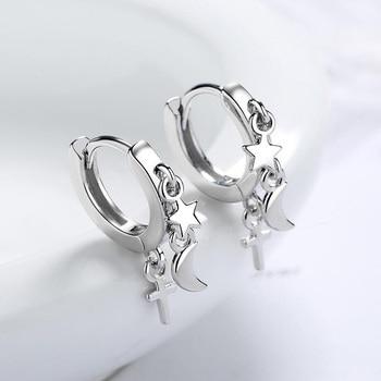 Women Sterling Silver Earring Jewelry 925 Silver Jewelry