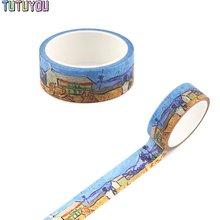 Клейкая лента для рукоделия украшение наклейка скрапбукинга