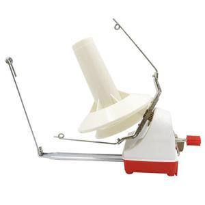 Image 3 - ביתי סוויפט חוט סיבים מחרוזת כדור צמר יד מופעל המותח מחזיק מכונת הגדלה של השחלה חורים לשפר