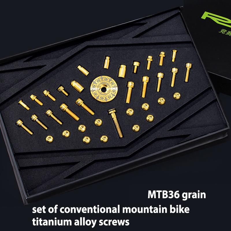 1 Sets HobbyLane Outdoor Gadget Mountain Bike Disc Brake Clamp Device Set Screw Set Bolt for Bicycle Accessories Hot Sale - 3