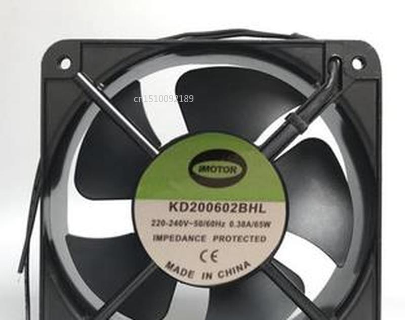 For IMOTOR KD200602BHL 220-240V 0.38A 65W 20CM 20060 Axial Fan Free Shipping