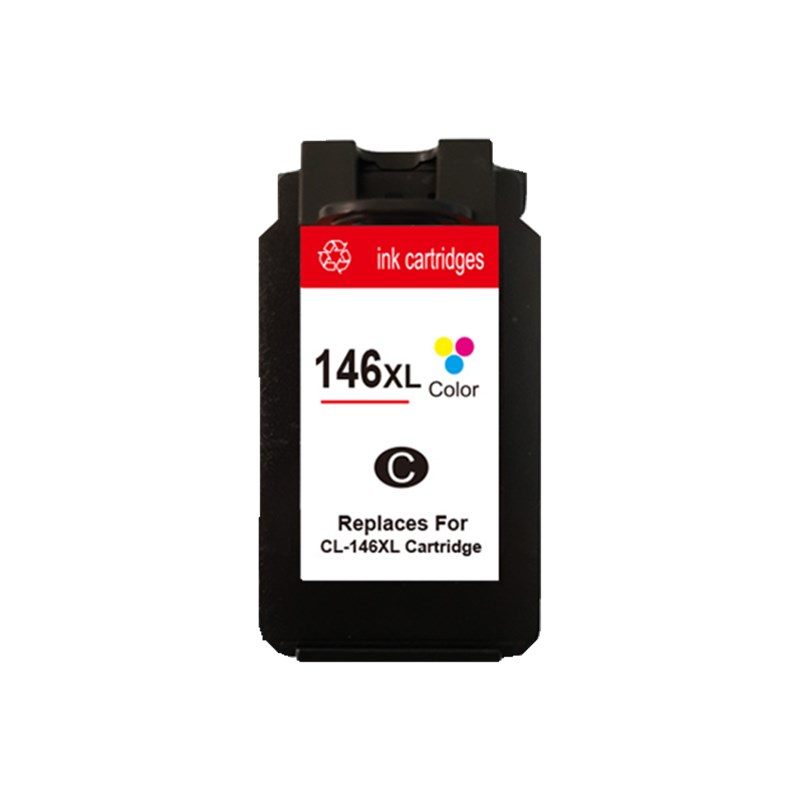 Ink Cartridges Cartridge For PG-145 XL PG-145XL PG 145 PG145 CL-146 CL 146 CL146 Pixma MG2410 MG2510 Inkjet Printer