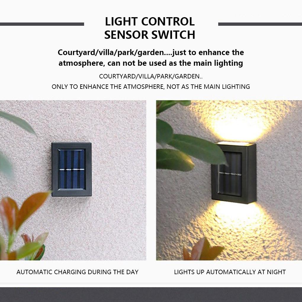 externas, ip65, à prova d'água, para jardim, rua, iluminação noturna