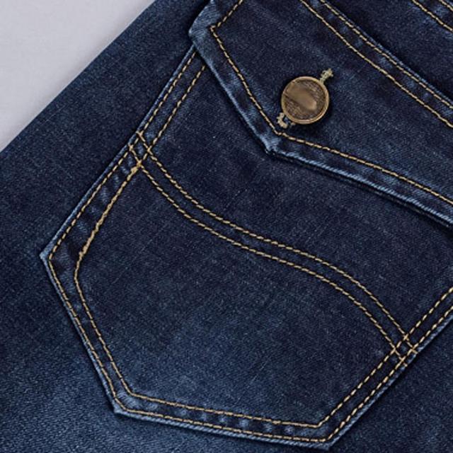 Loose Denim Jeans 4