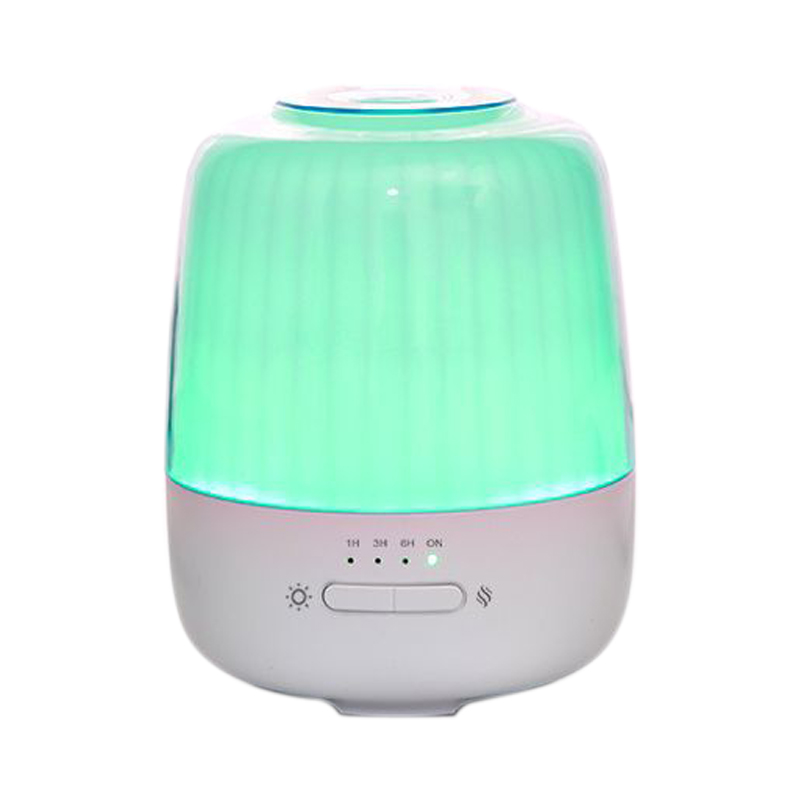 Air Humidifier Aromatherapy Diffuser Aromatherapy Ultrasonic Atomizer Essential Oil Diffuser 7 Color Office Home|Humidifiers| |  - title=