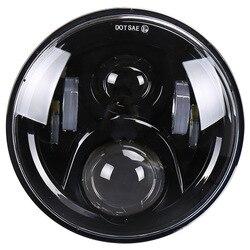 Фары с функцией дальний светильник, автомобильные лампы высокой мощности высокой яркости модифицированные лампы мотоцикла