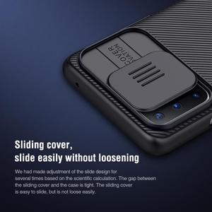 Image 3 - Top Sale For OnePlus 8T Case Slide Camera Cover Protect Privacy Back Cover Nillkin