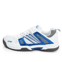 Профессиональная Мужская обувь для бадминтона, дышащая, противоскользящая, спортивная обувь для мужчин, уличная, красная, синяя, женская, кроссовки для бадминтона