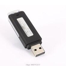 Dictaphone Recording Flash-Drive Digital Mini-Usb Rechargeable 8GB 70hr O10 20-Dropship