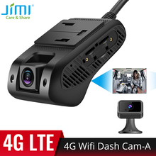 JIMI JC400-A 4G Dual Dashcam With GPS Live Stream Video Tracking by APP Cut-Off Fuel