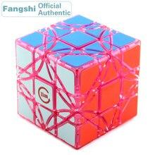 Fangshi F/S Lim Dreidel Super Corner Turning 3x3x3 Magic Cube LimCube Rotation Angle 3x3 Skewed Speed Puzzle Educational Toys