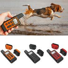 Anti Hond Blaffen Apparaten Dog Elektrische Schok Kraag Training Ultrasound Agility Equipment Remote Shocker Duitse Herder