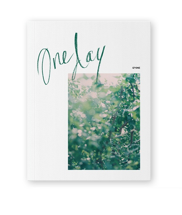 [MYKPOP] ~ 100% ORIGINAL officiel ~ IZ * ONE IZONE Album Photo: un jour, Collection des Fans de KPOP-SA19101502