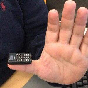 Image 3 - 5 단위 Zanco T1 전화 소형 전화 2G Zanco 작은 T1 세계의 가장 작은 전화 (각 구입에 자유로운 선물) 구매하십시오 5는 1 개를 위해 자유롭게 얻습니다