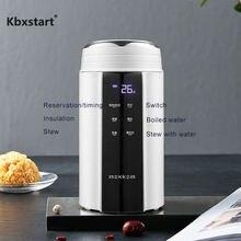 Портативный электрический чайник kbxstart кухонный для тушения