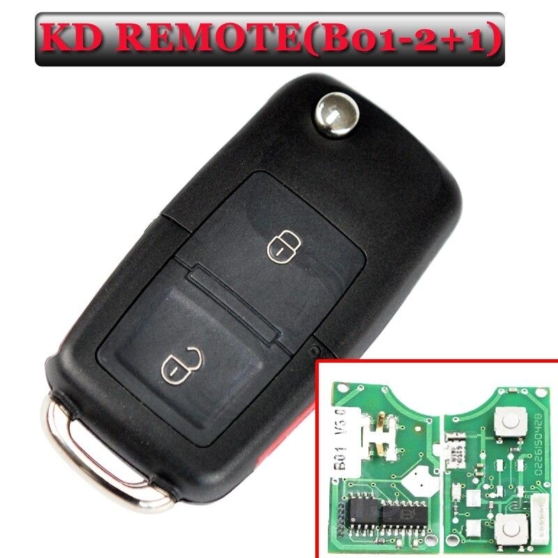 Free Shipping(5pcs/lot)B01 2+1 Button Kd900 Remote Key For KD900(KD200) Machine