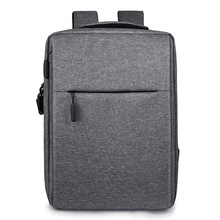 CAI 2019 Office Backpack Back Bag Laptop Business Book School bags Waterproof Zipper Travel Back Carrying system Key Holder