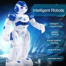 Intelligent Robot Toys Multifunctional Charging Moving Dancing Educational Remote Control Robot Toys For Children