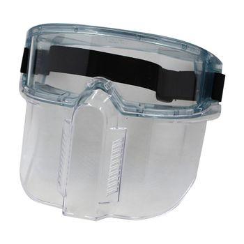 Przeciw rozpryskom osłona twarzy ochrona UV osłona przeciwsłoneczna regulowana pełna maska do pielęgnacji twarzy i ust przezroczyste etui ochronne dla Unisex tanie i dobre opinie CN (pochodzenie) NONE Bezpieczeństwa pożarowego Dust Gas Mask
