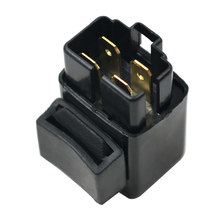 Solenoide de arranque relé para Yamaha WR125 VP125 250 TW200 CP250 YP125 YP250 400 V-MAX 1200 29U-81950-92-00 29U-81950-93-00