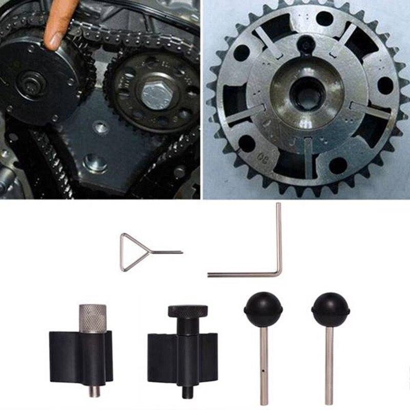 Engine Timing Crankshaft Locking Tools Set Camshaft Alignment Tool Kit for 1.2 1.4 1.6 1.9 2.0 TDI