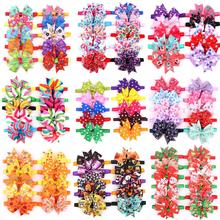 20pcs Halloween Dog Accessories Pet Cat Dog  bowtie Cute Pet Dog Party Holiday Grooming Products Christmas Bow Tie for Dogs 60pc thanksgiving dog accessories pet cat dog bow tie small dog bow ties puppy dog bowtie collar fall pet products for dogs