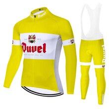 Мужская велосипедная одежда с длинным рукавом ropa de ciclismo para hombre, зимняя флисовая велосипедная одежда, MTB pantalones ciclismo hombre