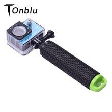 Float Hand Grip Auftrieb Stange Pole Stick Einbeinstativ Stativ für Gopro Go Pro Hero 5 4 3 Xiaomi Xiomi Yi 2 4 K 4 K Action Sport Kamera