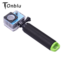Float Hand Grip Buoyancy Rod Pole Stick Monopod Tripod for Gopro Go Pro Hero 5 4 3 Xiaomi Xiomi Yi 2 4K 4 K Action Sport Camera
