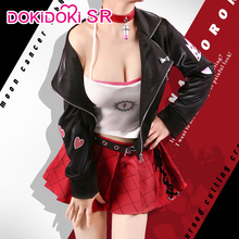 Cosplay Costume Sexy Game
