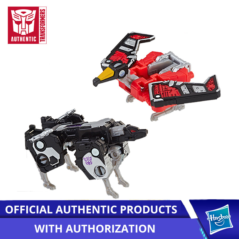 "Transformers Generations SIEGE Micromasters LASERBEAK /& RAVAGE 2/"" Figure Pack"