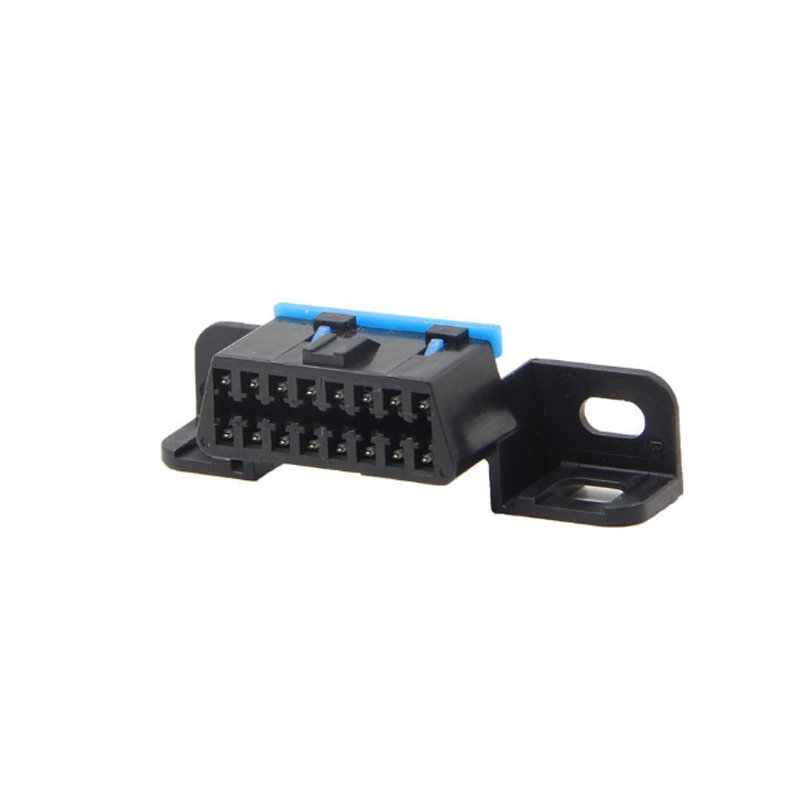 J1962F OBD OBD2 OBDII 16 Pin Female Connector J1962f Plug With High Quality