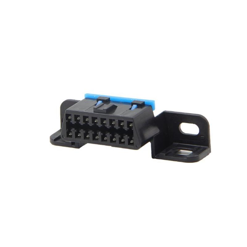 J1962F OBD OBD2 OBDII 16 Pin Female Connector J1962f Plug With High Quality
