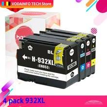 Чернильный картридж royek для принтера hp 932xl 933xl 932 933