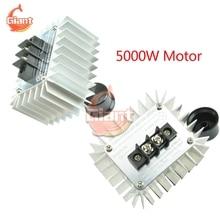 LED Dimmer Voltage-Regulator Motor-Speed-Controller Power-Supply 5000W Light-Dimming